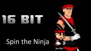 Spin the Ninja of Ninja Games