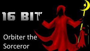 Orbiter the Sorceror of 16 Bit